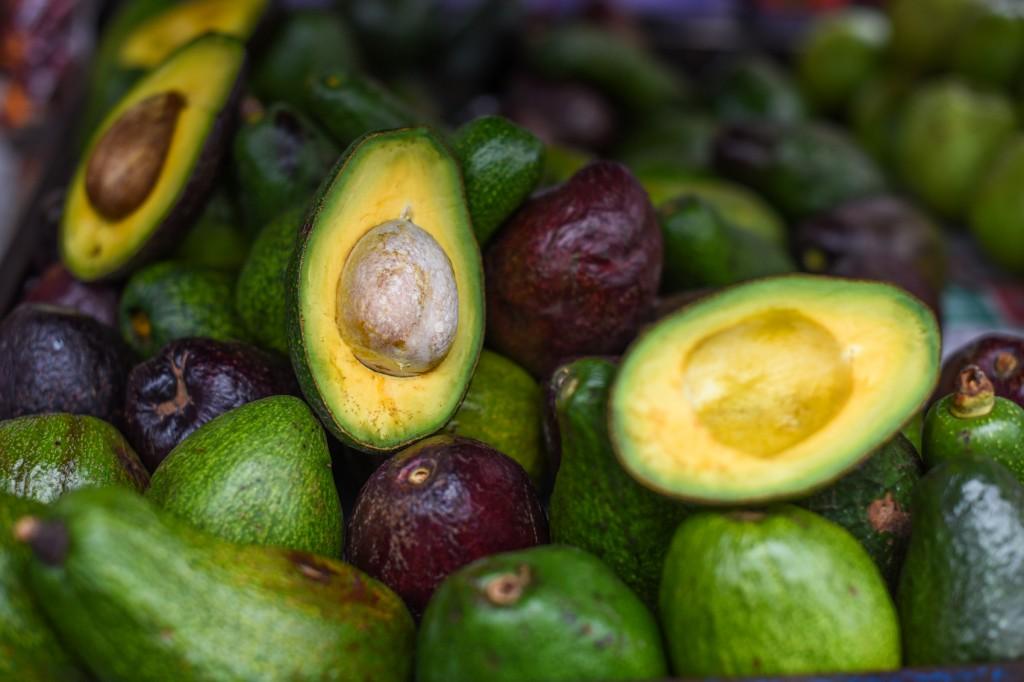 valor nutricional do abacate