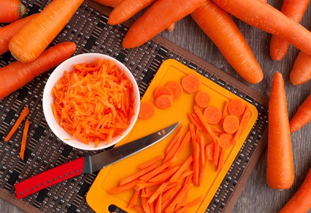 Para Que Serve a Cenoura
