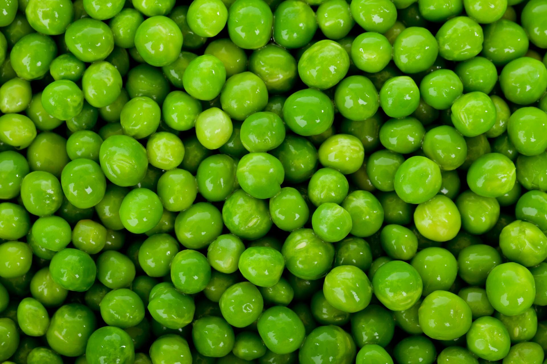 Valor Nutricional da Ervilha