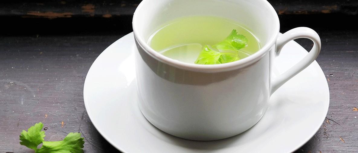 Chá de Coentro