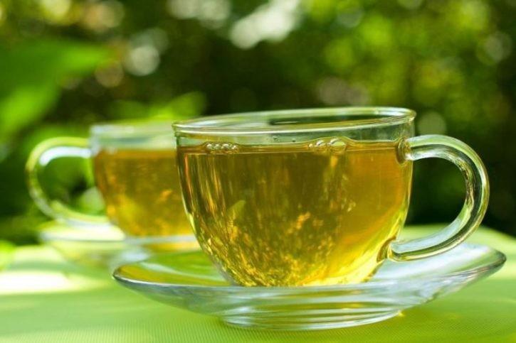 Chá de Capim-Limão