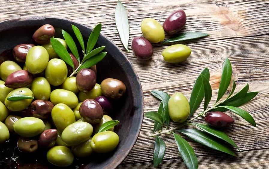 valor nutricional da azeitona