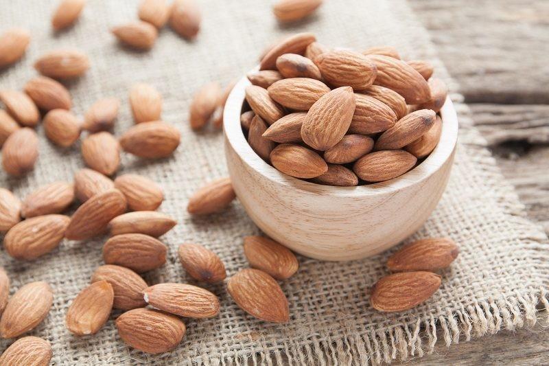 valor nutricional da amendoa